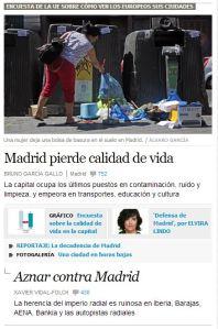 Especial  MADRID ES UNA MIERDA en El País.com