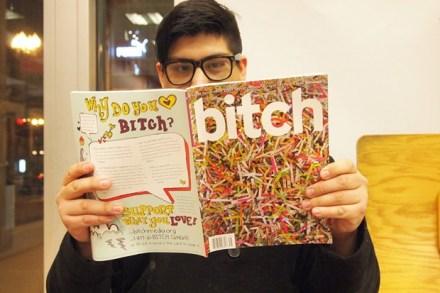 Bitch-magazine